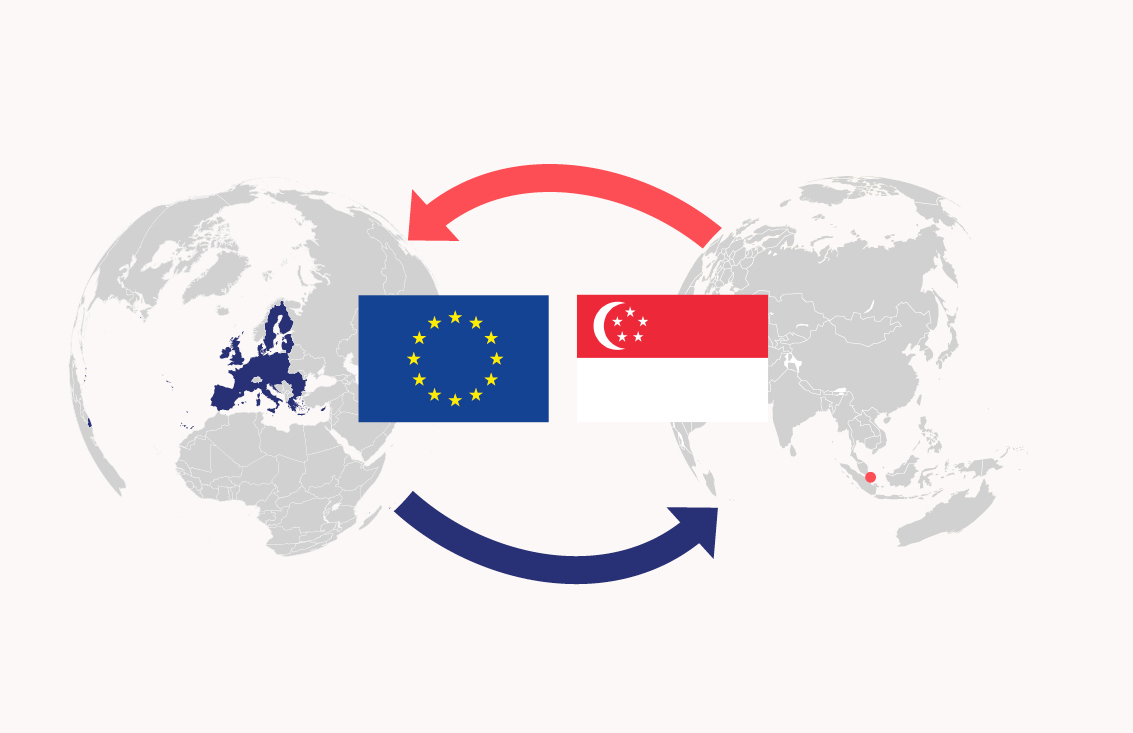 ACCORDO UE-SINGAPORE: TESTO DELL'ACCORDO
