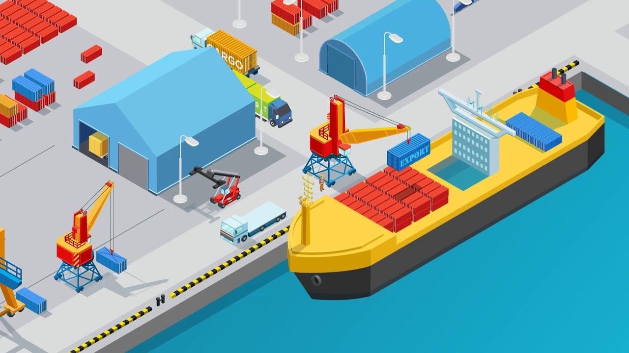 Digitalizzazione del porto di Bari